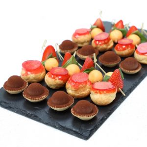 sweet canapes diva